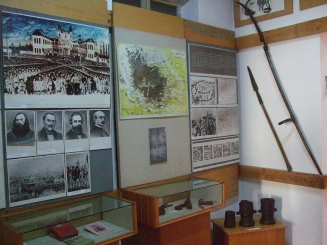 """Avram Iancu"" Museum - founded in  - director  - CÂMPENI, Alba - local - Memoriale - Istorie"