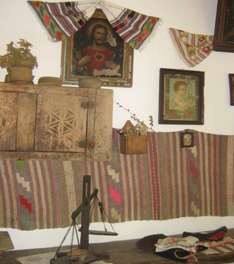 School Museum - founded in 2000 - director  - PALTINU, Suceava -  - Etnografie