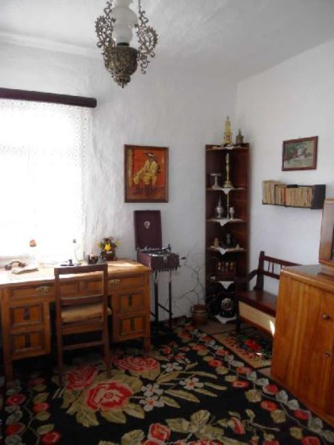 Private  Ethnographic Collection - founded in 2003 - director  - RUCĂRENI, Vrancea - Muzeu comunal - Etnografie, Artă religioasă
