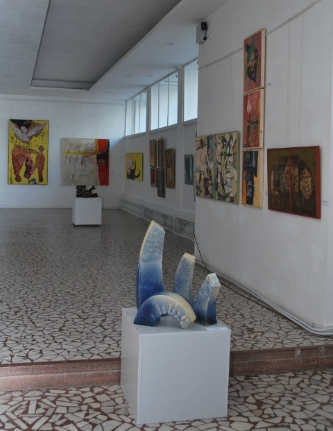 ALFA Galleries - founded in 1962 - director Elena-Lăcrămioara Istina - BACĂU, Bacău -  - Artă contemporană
