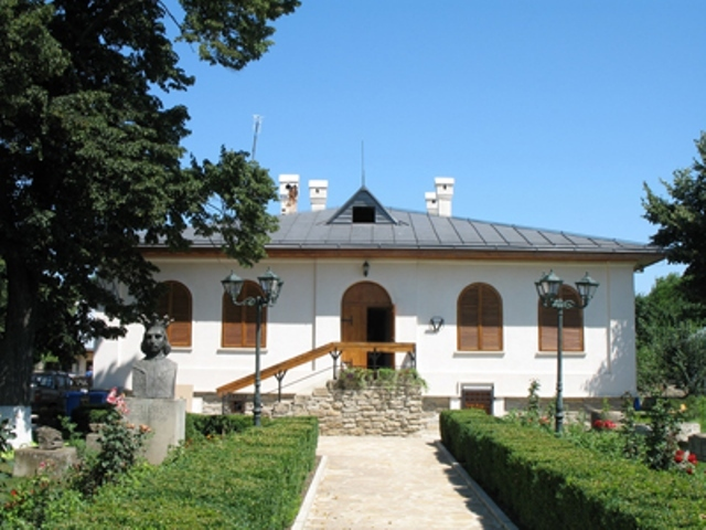 Vineyard and Wine Museum - founded in  - director Lăcrămioara Stratulat - HÂRLĂU, Iaşi -  - Etnografie
