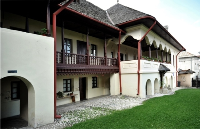 Câmpulung City Museum. Ethnographic and Folk Art Department - founded in 1889 - director Alexandru Oprea - CÂMPULUNG, Argeş -  - Etnografie
