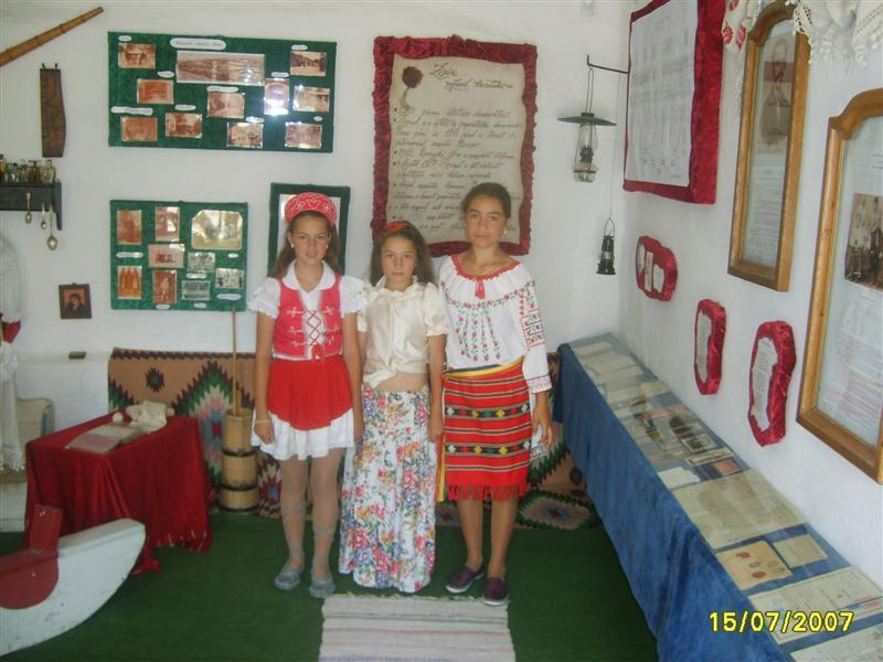 """House of Memories"" Village Museum - founded in 2007 - director  - ZIZIN, Braşov -  -"