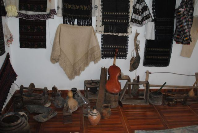 Săcelu Museum Collection - founded in  - director  - SĂCELU, Gorj - comunal - Etnografie