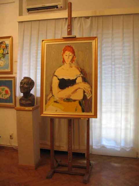"""Vasile Grigore - Painter and Collector"" Art Museum - founded in 2003 - director Viorel Mihail Rău - BUCUREŞTI, Bucureşti - naţional - Artă plastică românească"