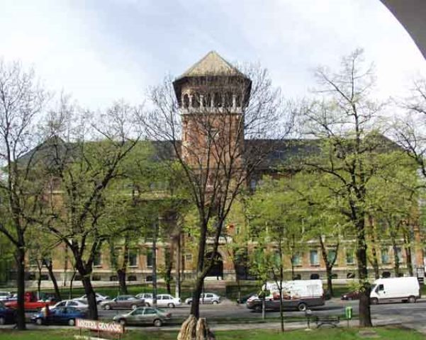 National Museum of the Romanian Peasant - founded in 1906, reînfiinţat în 1990 - director Virgil Ştefan Niţulescu - BUCUREŞTI, Bucureşti - naţional - Etnografie